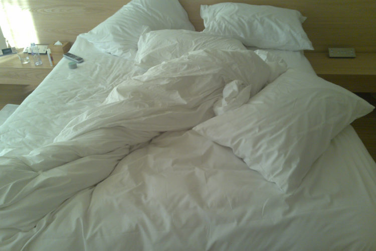 Here 39 s the reason scientists say you shouldn 39 t make your bed - Seven reasons to make the bed every morning ...